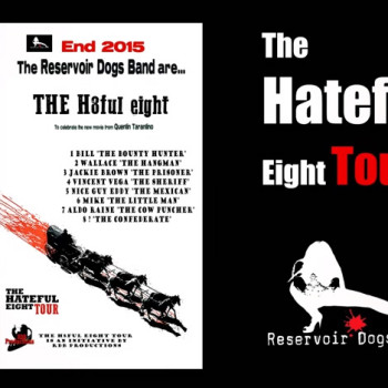 Teaser Trailer 'Hateful Eight'