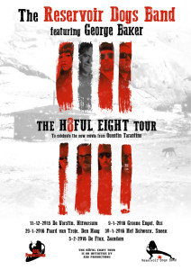 Poster H8ful Eight Tour
