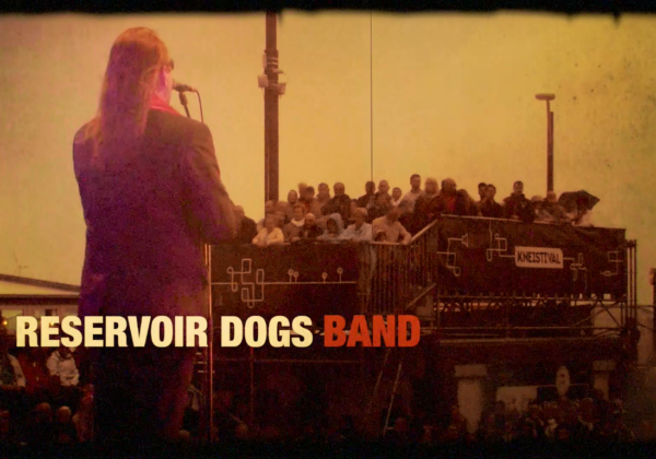 Reservoir Dogs Band preparing for Hollywood 1969 Tour