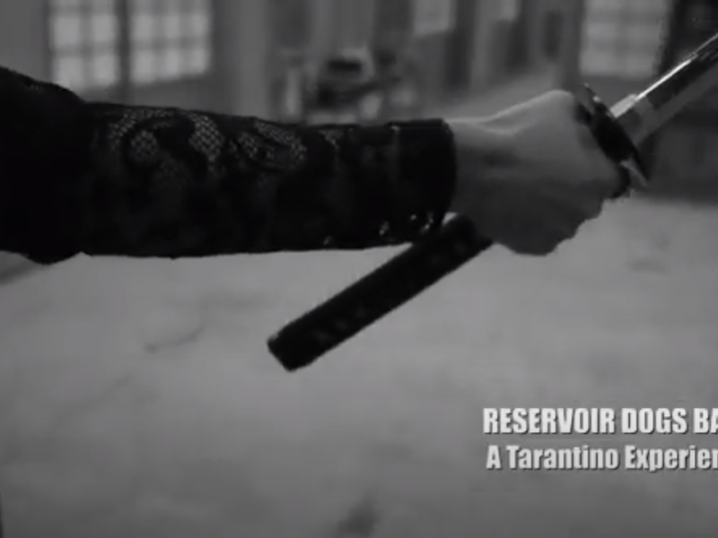 Reservoir Dogs Band – A Tarantino Tribute – 10 Years