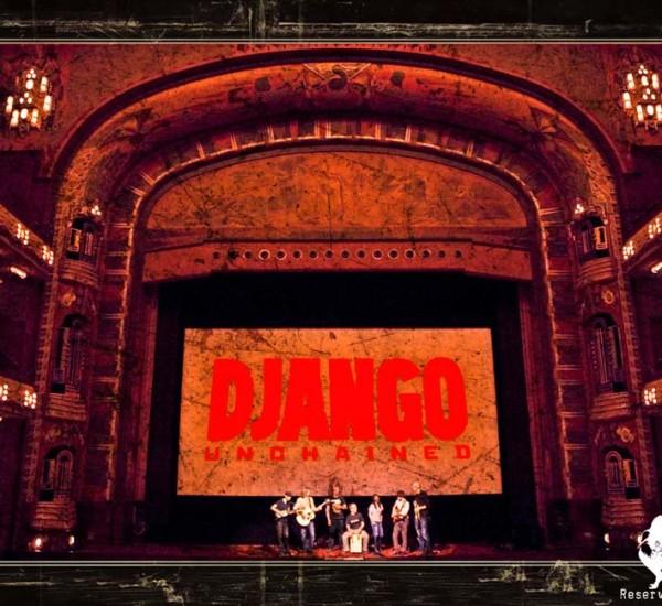 Premiere Django Unchained