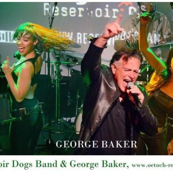 Concert 013 ft. George Baker sold out!