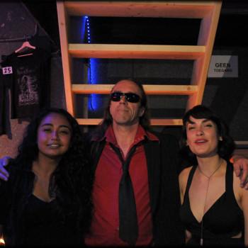 We had a great night with Tito & Tarantula